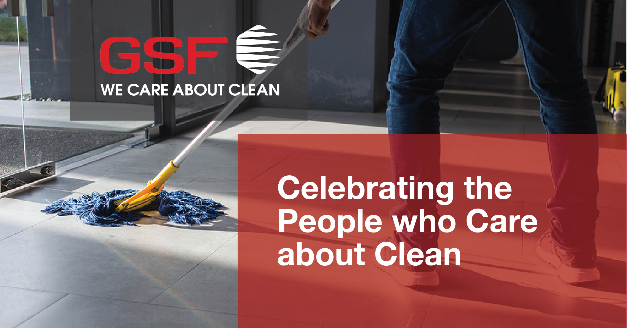 Celebrating the People who Care about Clean
